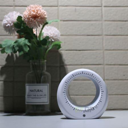 lamp alarm clock