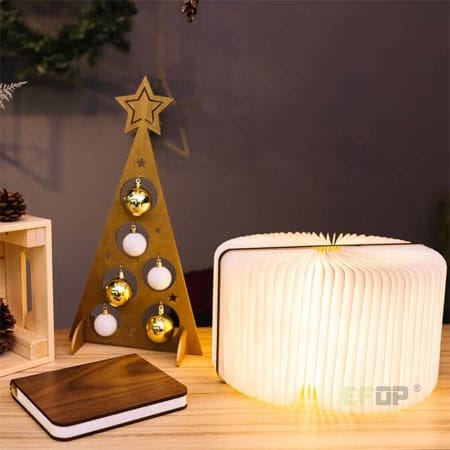 portable book light