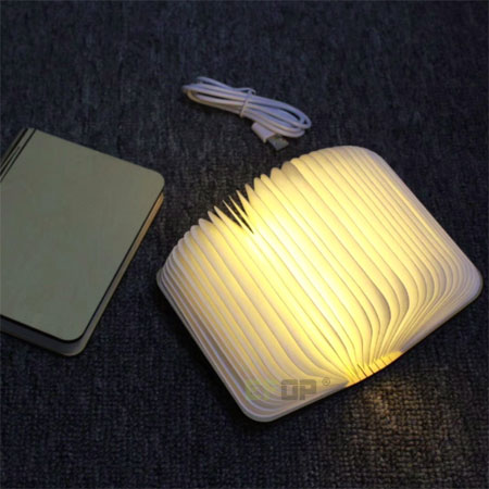 rechargeable book light