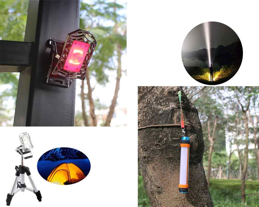 camping torch for summer camps