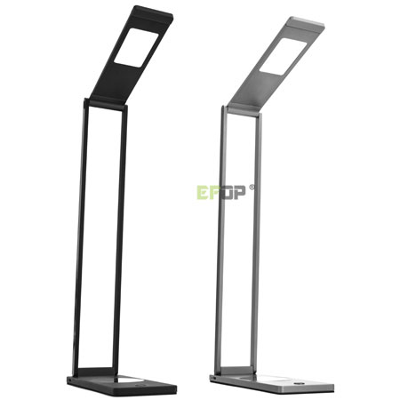 Portable folding led lamp